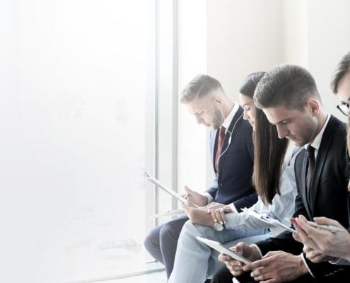 Akzent HR Tech Resource Mensch im Fokus